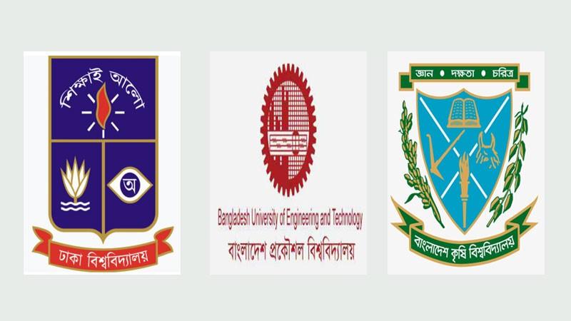 Three Bangladeshi universities in global ranking