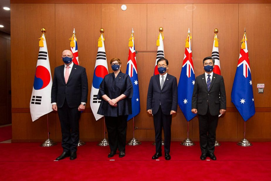 Australia-South Korea Partnership: Beyond 2+2