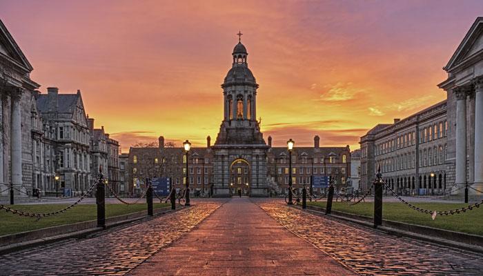 Trinity College Dublin: Trinity rises to 146th in THE World University Rankings